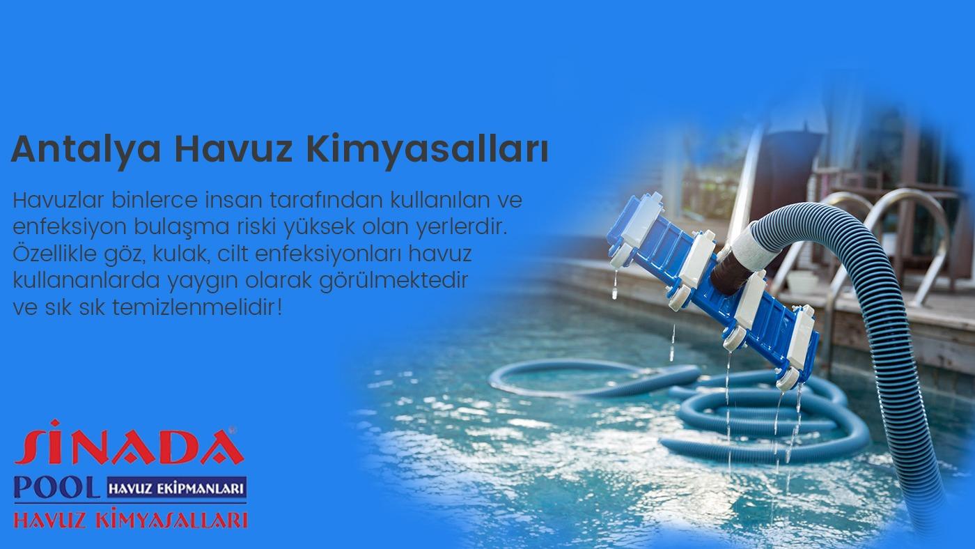 Antalya Havuz Kimyasalları