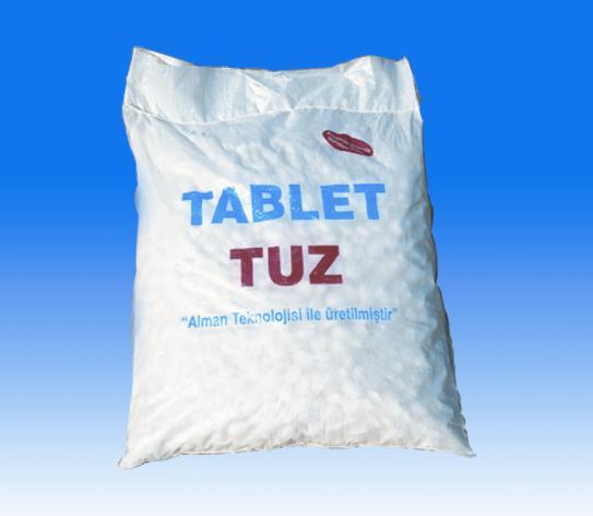 Tablet Tuz 25 kg Havuz Kimyasalı