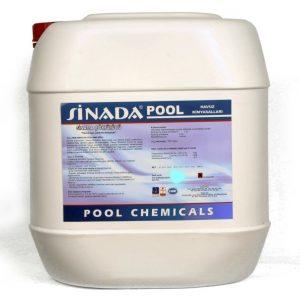 Çöktürücü 20 kg Havuz Kimyasalı