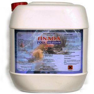 Parlatıcı-Berraklaştırıcı 20 kg Havuz Kimyasalı