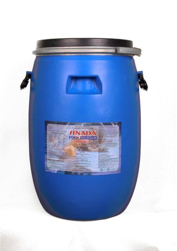Toz Klor granüler 50 kg Plastik