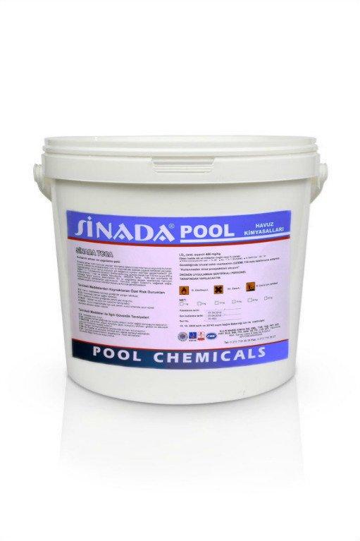 Tablet Klor 10kg 'lık Havuz Kimyasalı