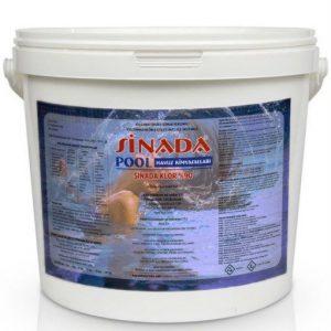 Toz Klor granüler 25kg Havuz Kimyasalı