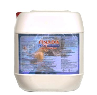 Sinada Sıvı Klor 25 kg