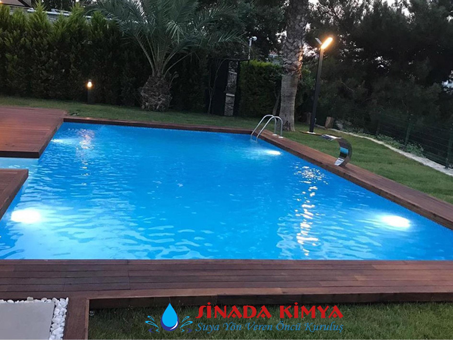 Havuz Yapım Fiyatları